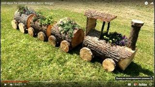 200 ideas for Garden: crafts, decor, design!