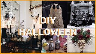 DIY HALLOWEEN IDEAS I home decor